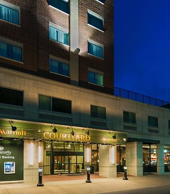 Courtyard By Marriott Little Rock Downtown photos Exterior Image 1
