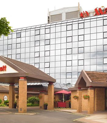 Newcastle Gateshead Marriott Hotel Metrocentre photos Exterior Image 1