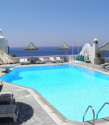 Aegean Hotel Mykonos photos Exterior Pool