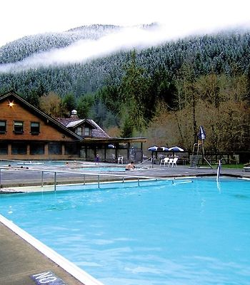 Sol Duc Hot Springs Resort photos Exterior