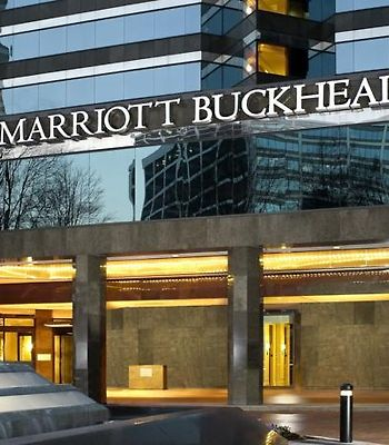 Jw Marriott Atlanta Buckhead photos Exterior Exterior