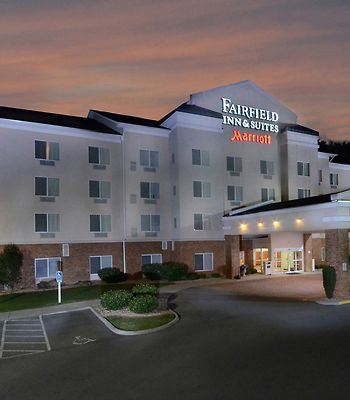 Fairfield Inn & Suites Roanoke North photos Exterior Image 1