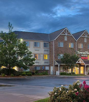 Towneplace Suites By Marriott Wichita East photos Exterior Image 1