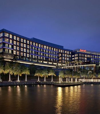 The Oct Harbour, Shenzhen - Marriott Executive Apartments photos Exterior Image 1