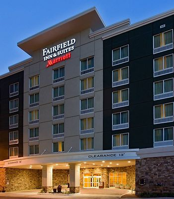 Fairfield Inn & Suites By Marriott San Antonio Downtown/Alamo Plaza photos Exterior Image 1