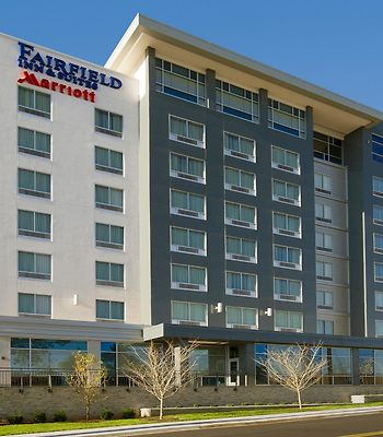 Fairfield Inn & Suites Nashville Downtown/The Gulch photos Exterior Exterior