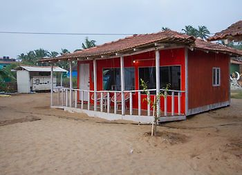 Arudra At Ciscos Beach Shack And Cottages photos Exterior Guestroom View
