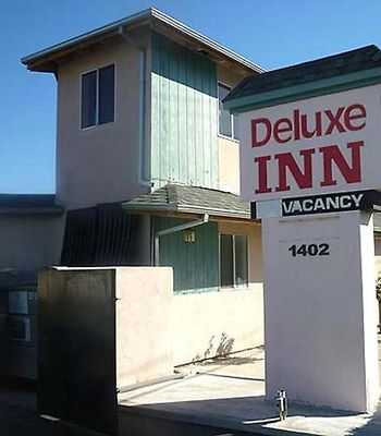 Deluxe Inn Redwood City photos Exterior Hotel information