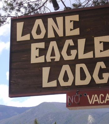 Lone Eagle Lodge And Snowmobile Rental photos Exterior Hotel information
