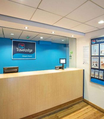 Travelodge Glasgow Airport photos Interior Reception