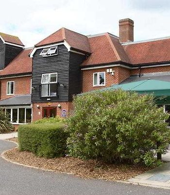 Best Western Stansted Manor photos Exterior
