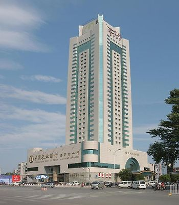 Aviation Business Hotel photos Exterior Luoyang Aviation Business Hotel