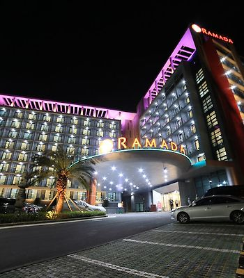 Ramada Jeju Hamdeok photos Exterior main