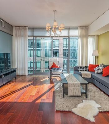 Brand New 1Bdr Condo In Downtown photos Exterior Hotel information