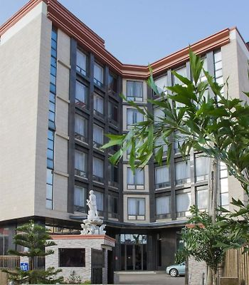 Golden Tulip Essential Lagos Airport Hotel photos Exterior main