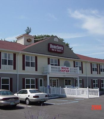 Hometown Inn And Suites photos Exterior Hotel information