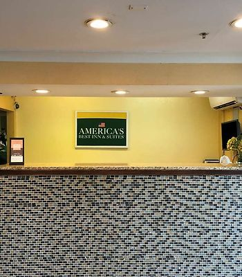Americas Best Inn Fairfield Birmingham photos Interior Front Desk