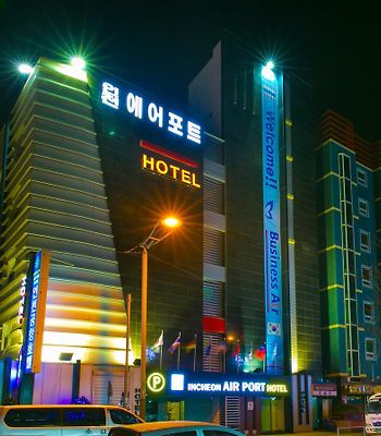 Hotel Incheon Airport photos Exterior Hotel information