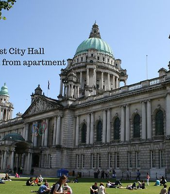 Self Catering Belfast City Apartment photos Exterior Hotel information