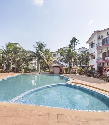 Apartment With Pool In Calangute, Goa, By Guesthouser 61926 photos Exterior Hotel information