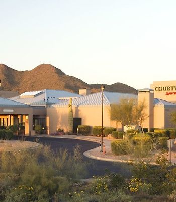 Courtyard By Marriott Scottsdale/Mayo photos Exterior main