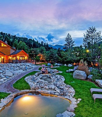 Mount Princeton Hot Springs Resort photos Exterior main