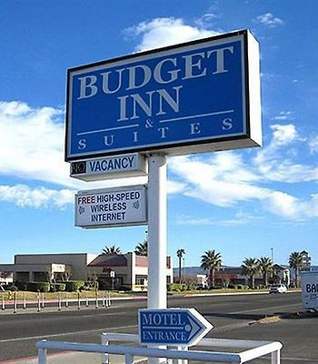 Budget Inn Suites Ridgecrest photos Exterior main