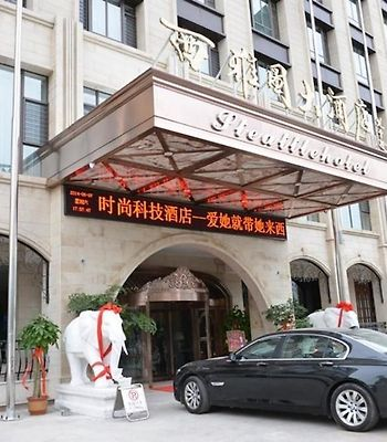 Luoyang Seattle Hotel photos Exterior main