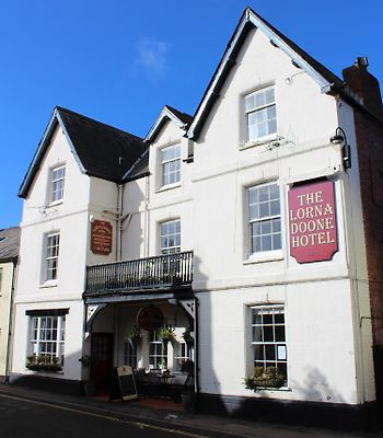 The Lorna Doone Hotel photos Exterior The Lorna Doone Hotel