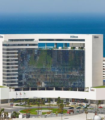 Hilton Tanger City Center Hotel & Residences photos Exterior Hilton Tanger City Center Hotel & Residences