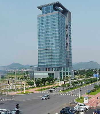 Guangzhou Nansha Pearl River Delta World Trade Center Tower photos Exterior main