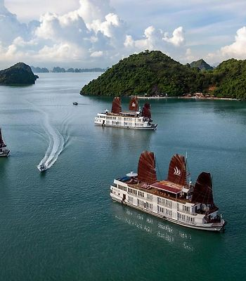 Halong Glory Legend Cruise photos Exterior Hotel information