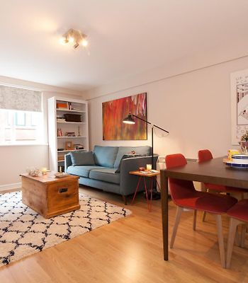 Cosy 1 Bed Apartment In The Heart Of The City photos Exterior Hotel information