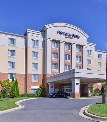 Springhill Suites By Marriott Arundel Mills BWI Airport photos Exterior SpringHill Suites Arundel Mills BWI Airport