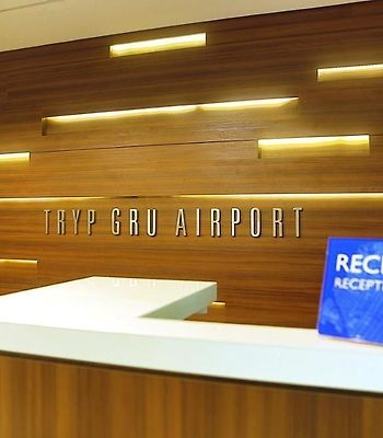 Tryp By Wyndham Sao Paulo Guarulhos Airport photos Exterior main