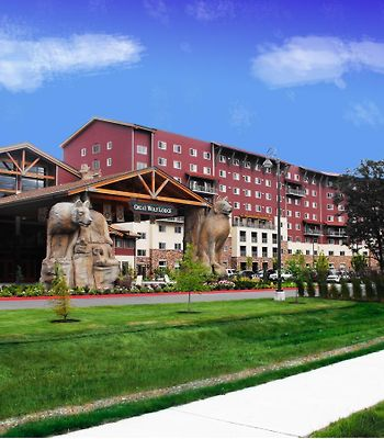 Great Wolf Lodge Grand Mound photos Exterior Great Wolf Lodge Grand Mound