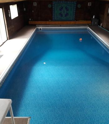 Holiday Home With Indoor Pool photos Exterior Hotel information