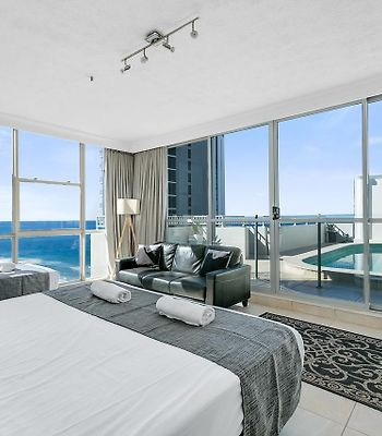 Surfers Paradise Penthouse With Pool photos Exterior Surfers Paradise Penthouse with pool