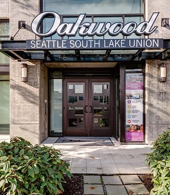 Oakwood Seattle South Lake Union photos Exterior Oakwood Seattle South Lake Union