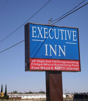 Executive Inn Mojave photos Exterior Hotel information