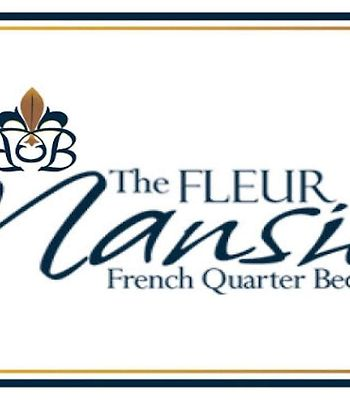 Fleur De Lis Mansion photos Exterior Hotel information