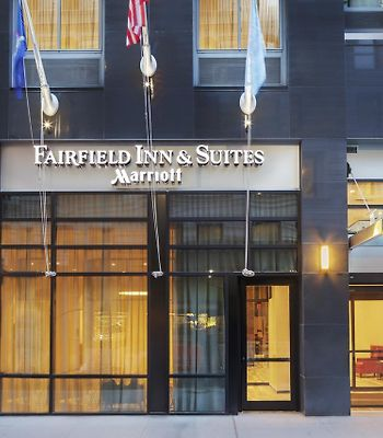 Fairfield Inn Downtown Manhattan World Trade photos Exterior