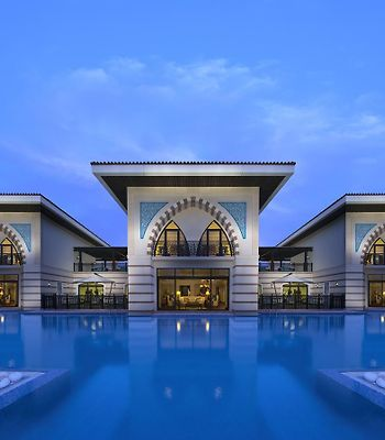 Jumeirah Zabeel Saray Royal Residences photos Exterior Hotel information