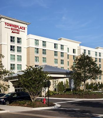 Towneplace Suites Orlando At Flamingo Crossings/Western Entrance photos Exterior