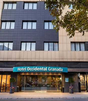 Occidental Granada photos Exterior Hotel information
