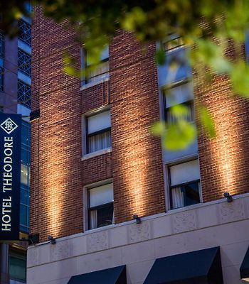 Hotel Theodore photos Exterior Hotel information