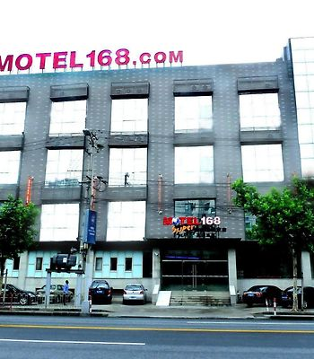 Motel168 Shanghai Xincun Road Inn photos Exterior
