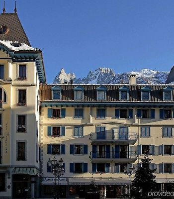 Grand Hotel Des Alpes photos Exterior