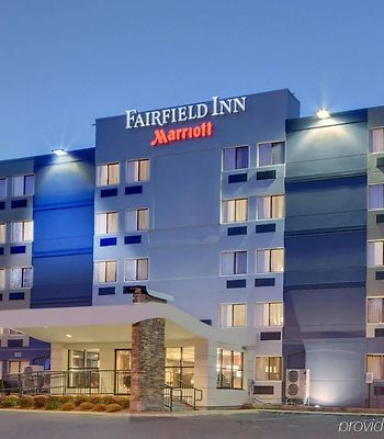 Fairfield Inn Boston Tewksbury/Andover photos Exterior