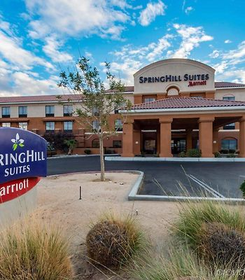 Springhill Suites By Marriott Ridgecrest photos Exterior